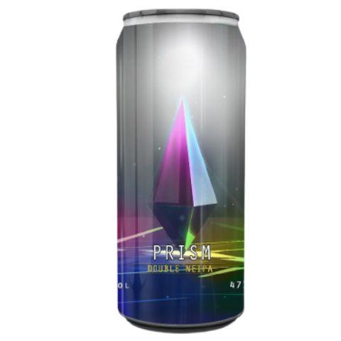 Cerveja Spartacus Prism Double NEIPA Lata - 473ml