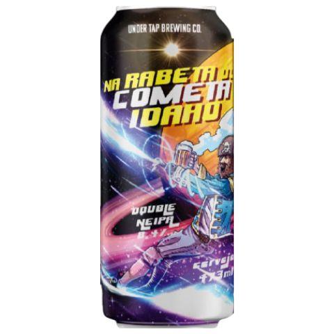 Cerveja Under Tap Na Rabeta do Cometa Idaho Double NEIPA Lata - 473ml