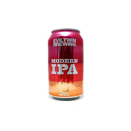 Cerveja Evil Twin Modern IPA American IPA Lata - 355ml