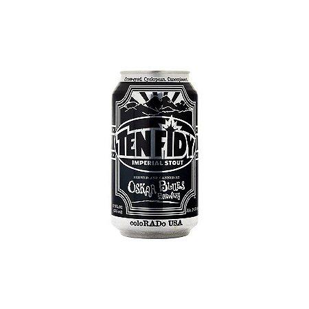Cerveja Oskar Blues Ten Fidy Imperial Stout Lata - 355ml