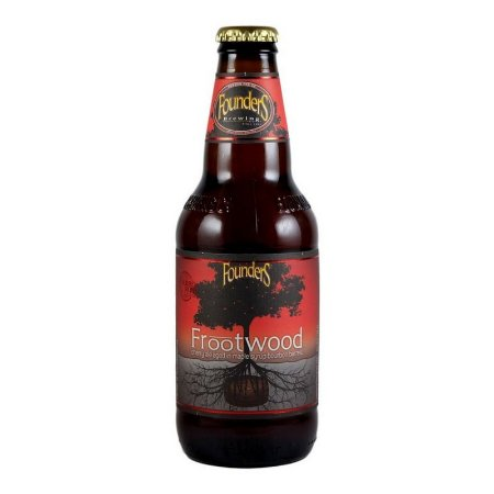 Cerveja Founders Frootwood Cherry Ale Bourbon Barrel Aged - 355ml