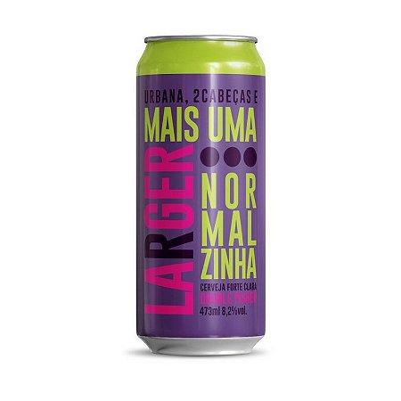 Cerveja Urbana LaRger Imperial Pilsner Lata - 473ml