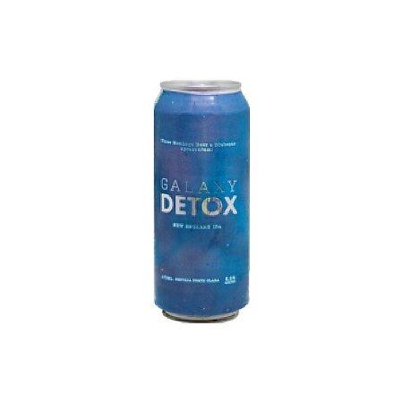 Cerveja Three Monkeys Galaxy Detox New England IPA Lata - 473ml