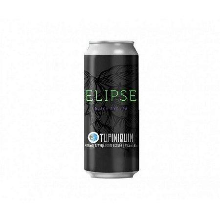 Cerveja Tupiniquim Elipse India Black Ale Lata - 473ml