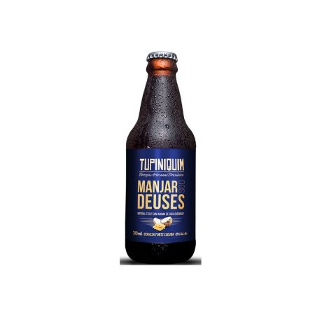 Cerveja Tupiniquim Manjar dos Deuses Imperial Stout - 310ml