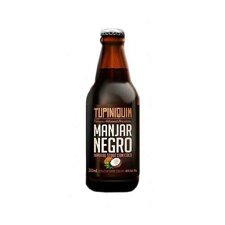 Cerveja Tupiniquim Manjar Negro Imperial Stout - 310ml