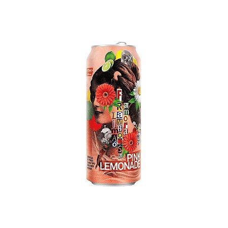 Cerveja Dádiva & 2 Cabeças Pink Lemonade Berliner Weisse Lata - 473ml