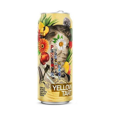 Cerveja Dádiva & 2 Cabeças Yellow Tart Berliner Weisse Lata - 473ml