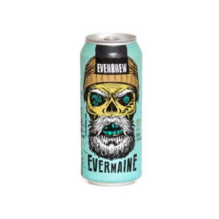 Cerveja EverBrew EverMaine New England IPA Lata - 473ml