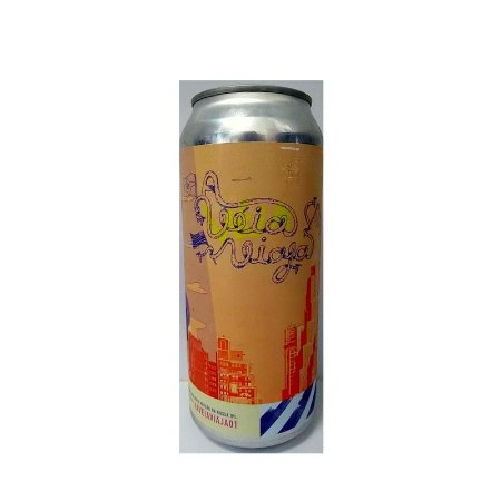 Cerveja Avós A Véia Viaja India Pale Lager Lata - 473ml