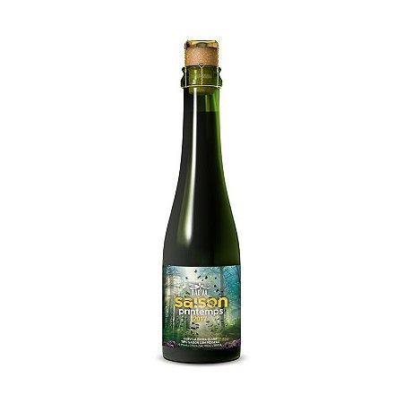 Cerveja Dádiva Saison Printemps Belgian Saison com Pêssegos - 375ml