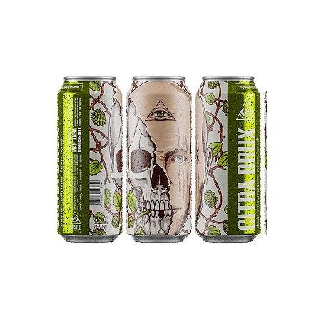 Cerveja Dogma Citra Brux Brett IPA Lata - 473ml