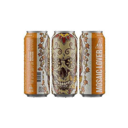 Cerveja Dogma Mosaic Lover Imperial IPA Lata - 473ml