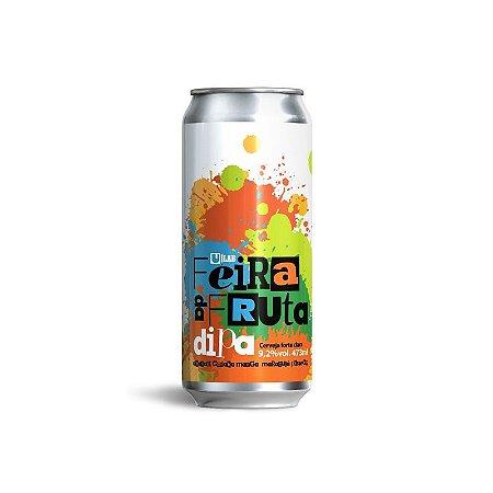 Cerveja Urbana Feira da Fruta Double IPA Lata - 473ml