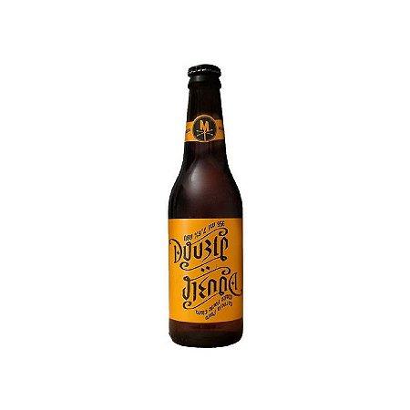 Cerveja Morada Cia Etílica Double Vienna Vienna Lager - 355ml
