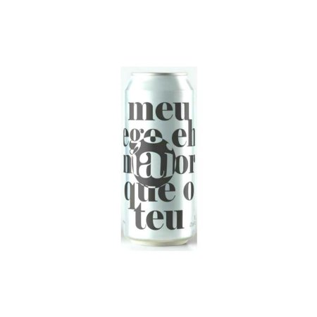 Cerveja Suricato Ales Meu Ego Eh Maior Que o Teu New England IPA Lata - 473ml