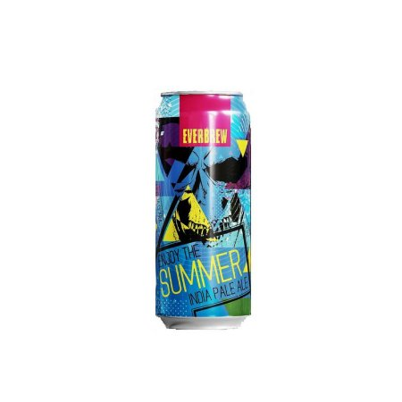 Cerveja EverBrew Enjoy The Summer India Pale Ale Lata - 473ml