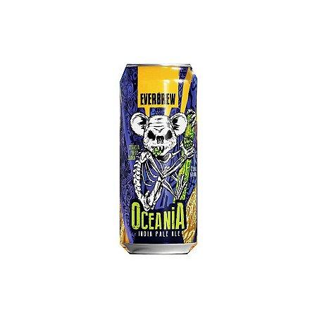 Cerveja EverBrew Oceania American IPA Lata - 473ml