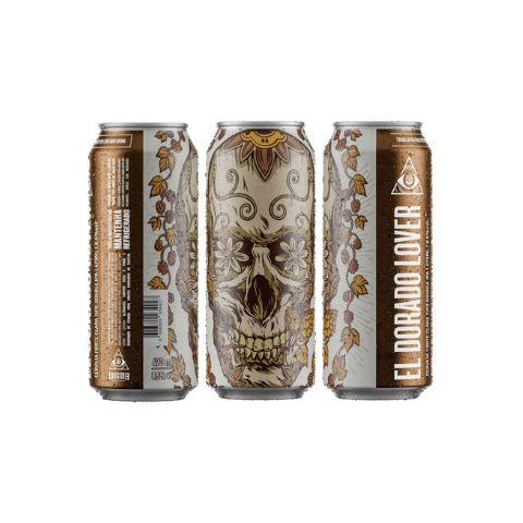 Cerveja Dogma El Dorado Lover Imperial IPA Lata - 473ml
