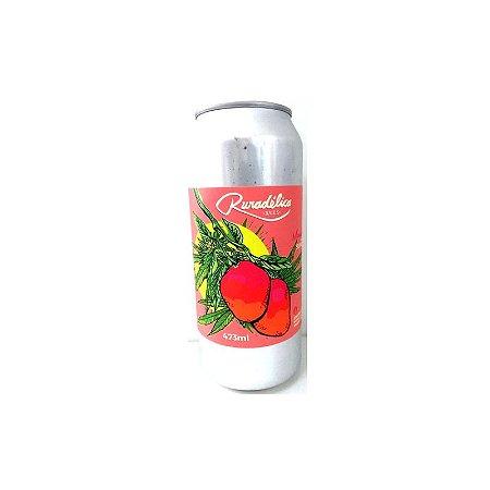 Cerveja Ruradélica Ales Manga Rosa New England IPA Lata - 473ml