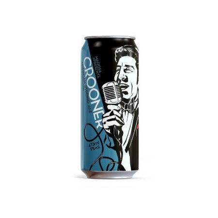 Cerveja Mafiosa Crooner American Strong Ale Lata - 473ml