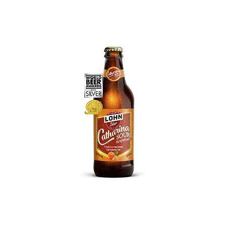 Cerveja Lohn Bier Catharina Sour Bergamota - 330ml