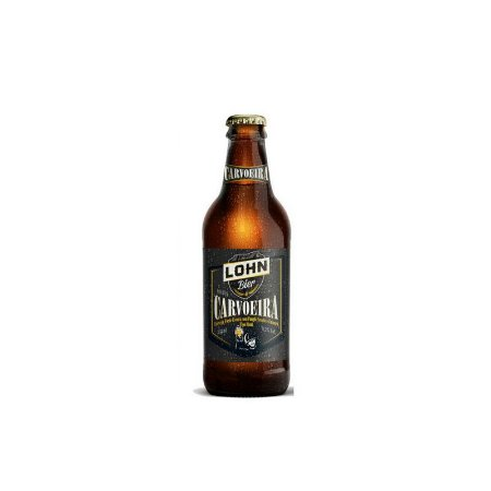 Cerveja Lohn Bier Carvoeira Imperial Stout C/ Funghi Secchi e Cumaru - 330ml