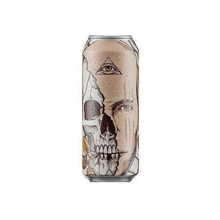 Cerveja Dogma El Dorado Brux Brett IPA Lata - 473ml