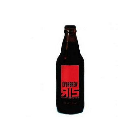Cerveja EverBrew RIS Russian Imperial Stout C/ Cacau e Baunilha - 300ml