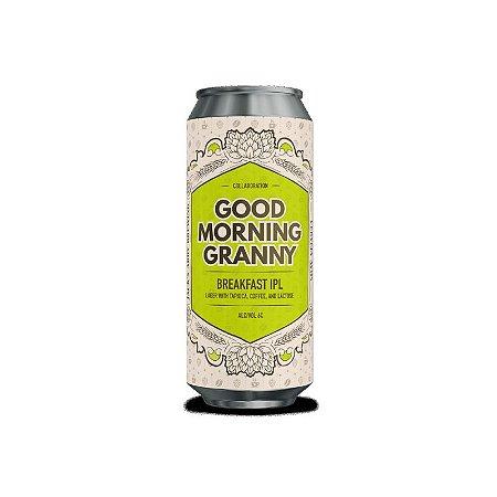 Cerveja Avós & Jack's Abby Good Morning Granny Breakfast IPL Lata - 473ml