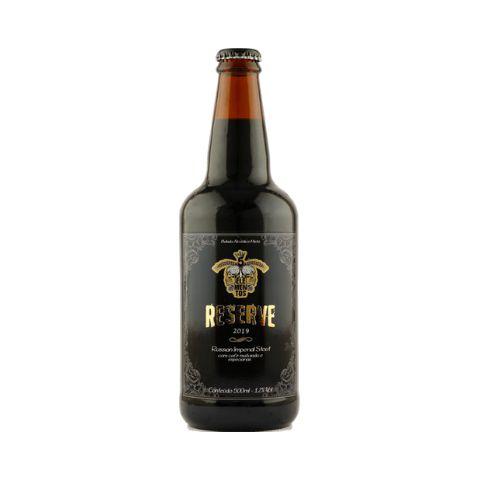 Cerveja 5 Elementos Reserve 2019 Imperial Milk Stout - 500ml