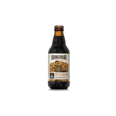 Cerveja Dogma Orfeu Negro Russian Imperial Stout - 310ml
