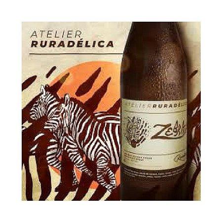 Cerveja Ruradélica Ales Atelier #3 Zebra Breakfast Stout - 500ml