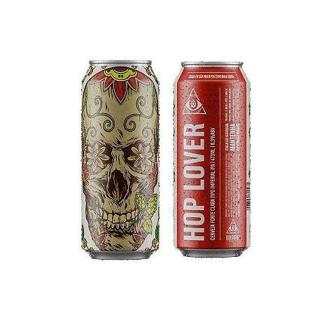 Cerveja Dogma Hop Lover Imperial IPA Lata - 473ml