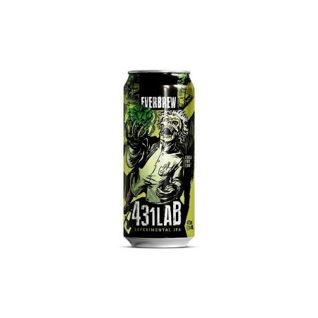 Cerveja EverBrew 431Lab American IPA Lata - 473ml