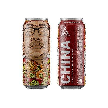 Cerveja Dogma China Sour Ale Lata - 473ml
