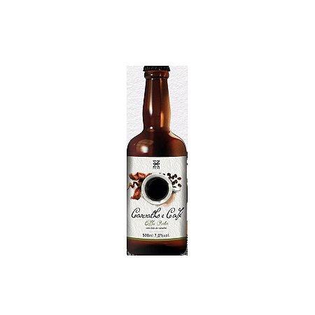 Cerveja Zalaz Carvalho e Café Coffee Porter - 500ml
