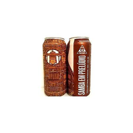 Cerveja Dogma Samba Em Prelúdio Imperial India Black Ale Lata - 473ml