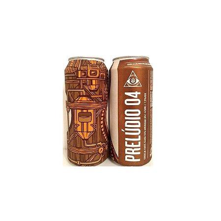 Cerveja Dogma Prelúdio 04 American IPA Lata - 473ml