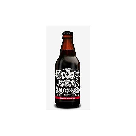 Cerveja Juan Caloto No Hay Trapacias Con El Diablo Framboesas e Cacau - 310ml