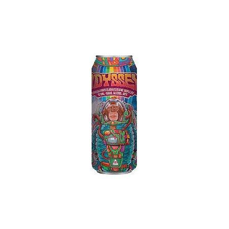 Cerveja Hocus Pocus & Three Monkeys Odyssey Triple New England IPA Lata - 473ml