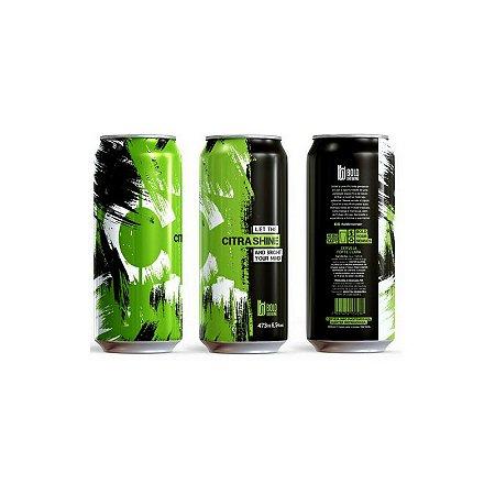 Cerveja Bold Brewing Citra Shine New England IPA Lata - 473ml