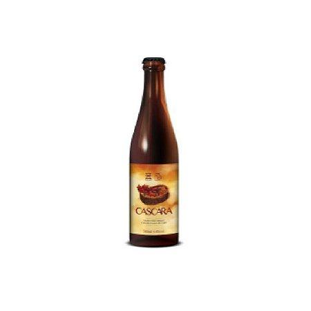 Cerveja Zalaz Cascara Sour Ale C/ Chá da Casca do Café e Limão Cravo - 500ml