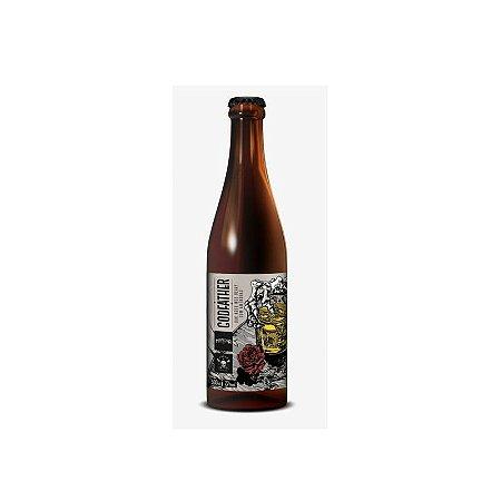 Cerveja Mafiosa & Treze Godfather Oak Aged Wee Heavy C/ Amêndoas - 500ml