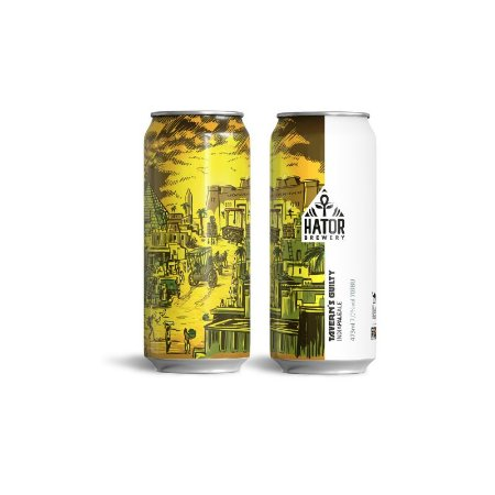 Cerveja Hator Brewery Taverns's Guilty American IPA Lata - 473ml