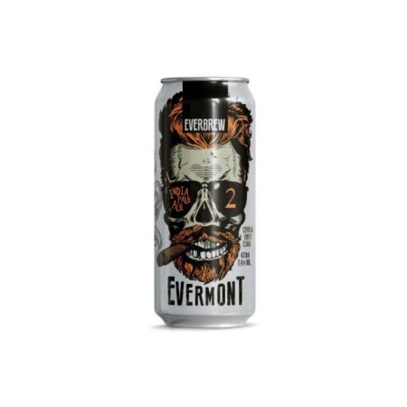 Cerveja EverBrew EverMont 2 New England IPA Lata - 473ml