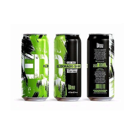 Cerveja Bold Brewing El Dorado Shine New England IPA Lata - 473ml
