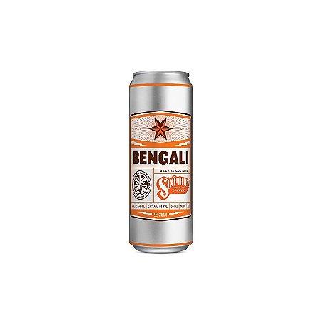 Cerveja SixPoint Brewery Bengali American IPA Lata - 354ml