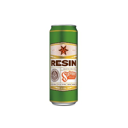 Cerveja SixPoint Brewery Resin Imperial IPA Lata - 354ml