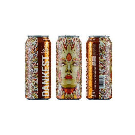 Cerveja Dogma Dankest Imperial IPA Lata - 473ml